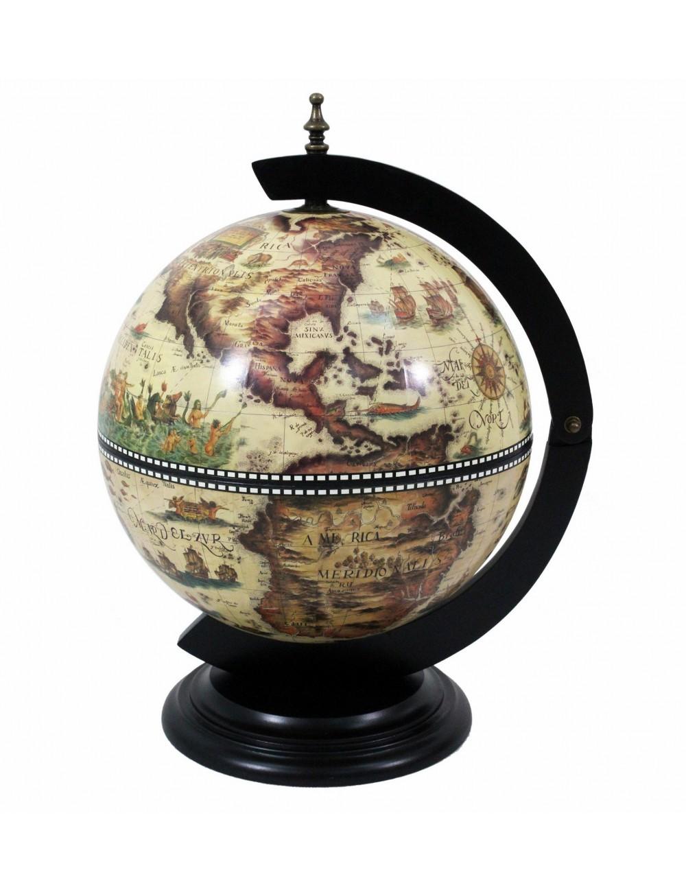 globobar globus bar barek na alkohol mapa